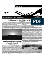 Suplemento el Tlacuache, DOMINGO 9 DE SEPTIEMBRE DE 2001