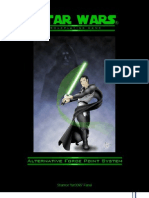 Alternative Force Point System