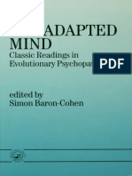 Simon Baron-Cohen - The Maladapted Mind_ Classic Readings in Evolutionary Psychopathology-Psychology Press (1997)
