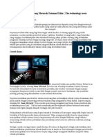 Penggunna Teknologi Yang Merusak Tatanan Etika ( the Technology Users Destructive Ethical )