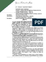 STJ prescrição nulidade propriedade intelectual