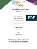 Plantilla de trabajo - Paso 4 - Implementación DPLM