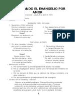 DEVOCIONAL 10 -- PREDICANDO EL EVANGELIO POR AMOR -- Filipenses 1 (6)