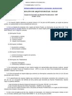 MANUAL NORMATIVO DE ARQUIVOS DIGITAIS – MANAD - VERSÃO 1.0.0