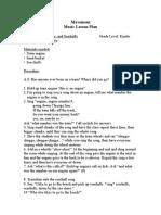 engine seashells movement lesson plan pdf