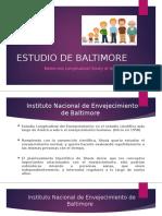 ESTUDIO DE BALTIMORE