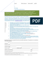 PechaKucha Commitment Form
