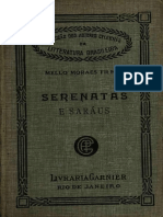 serenatas e saraus - 1902