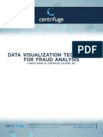 Apply Data Visualization Technology for Fraud Analysis