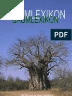 Baumlexikon - 120 Bäume in Wort und Bild