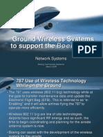 787 Ground Wireless System