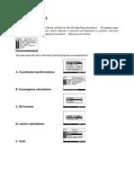 Geo50 v13 Manual