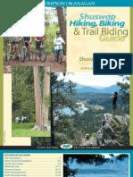 Hiking Biking Trail Riding Guide