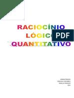 APOSTILA DE RACIOCINIO LOGICO QUANTITATIVO2016 OK.pdf