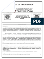 MEDIOS DE IMPUGNACION - A