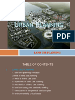 Urban-Planning. and Land Use Planning APRIL 2020