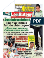 LE BUTEUR PDF du 30/12/2010