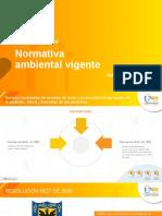 Tarea 3_Normativa ambiental vigente