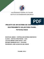 `Projeto de Controle de Sistemas mecânicos UNIFEI