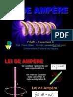 FIS403Aula17LeiAmpere.ppt
