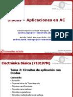 Clase 2 - AplicacionesDiodosAC