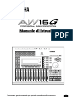 Manuale Aw 16g