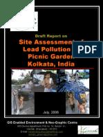 Draft reportpicnicgarden.pdf - the International Lead Management ...