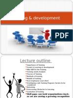 T &D program.pptx
