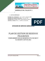 DESARROLLO DEL TALLER N° 2
