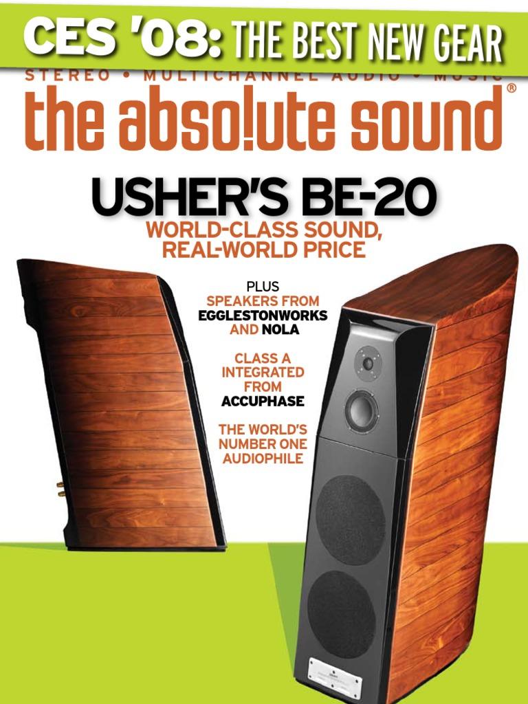 tas_181   Loudspeaker   Audio Electronics