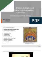 CU1 Contextualisation - History(1)