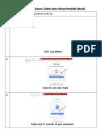 Langkah mendaftar akaun Google Classroom (Murid)