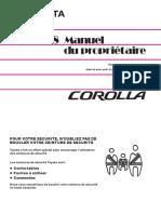 Manuel utilisateur Corolla 2008 - Canada.pdf