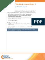 CASE 4-Casestudies-strategic thinking
