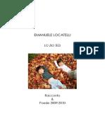 Emanuele Locatelli Lo Zio Ted Racconto Poesie 2009-2010