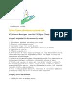 Comment Envoyer son site Enl ligne Chez CMH ?.pdf