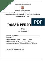 DOSAR PERSONAL Apostol Bologa