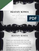 Tugas ikatan Kimia Militani Zebaothi I.DG (1913016172).pptx