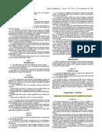 Regulamento n.º 1035-2016 - Regulamento de funcionamento do Conselho Fiscal Nacional