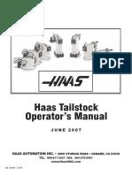 96-5000R English Tailstock_Haas