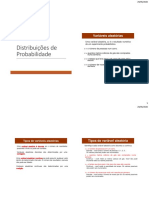 Distribuição de Probabilidade