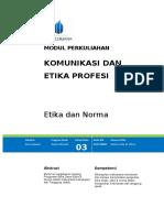 Hanna - Modul 3 - Etika dan Norma.docx