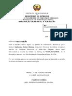 DECLARACAO EMPRESTIMO  GUILHERME 2019