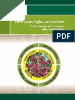 Deficiências nutricionais Micronutrientes