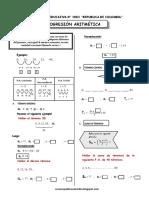Teoria y Problemas de Progresion Aritmetica PA63 Ccesa007