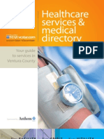 Healthcare Directory 2010