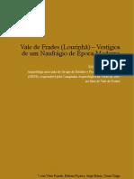 Vale de Frades (Lourinhã) – Vestígios