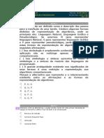 Aluno Introdução a Programação Simulado 01