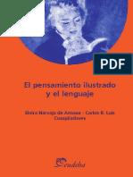 El pensamiento ilustrado y el l - Narvaja de Arnoux, Elvira; Luis.pdf