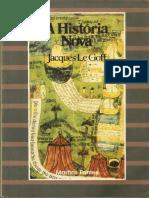LE GOFF, Jacques. A História Nova
